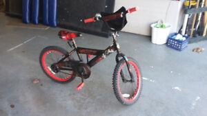 Boys 18 inch Star Wars bike