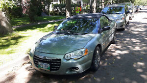 2005 Chrysler Sebring Coupe (2 door)
