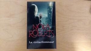 Livre: Le collectionneur - Nora Roberts
