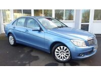 Mercedes C Class 2.1 C 220 CDI BLUEEFFICIENCY ELEGANCE (blue) 2010