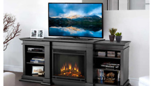 Fireplace / TV Console