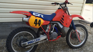 Dirtbike/quad mechanic and small engines