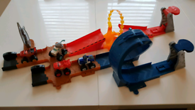 Blaze and the Monster Machines Playset