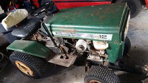 Vintage (1970's)Yard Tractor