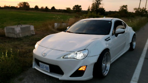 2015 Scion FRS 6spd Manual Rocket bunny