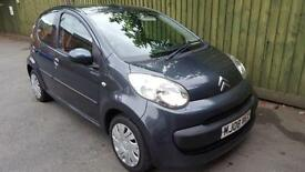 Citroen C1 1.0i Rhythm. AC. CD/AUX. RCL. EW. WARRANTY.