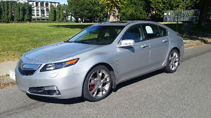 2012 Acura TL w/Elite Pkg Sedan