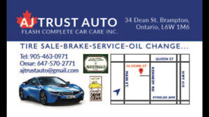 $45 SAFETY CERTIFICATE UBER/LYFT WLCME $45 FLL SYNTHETIC OIL CHG