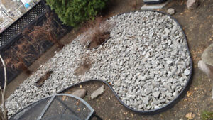 Grey Landscaping Rock for Sale