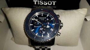 TISSOT Seastar 660   200 M  660FT Blue Marine