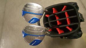 Golf - COBRA BOIS 3 et BOIS 5