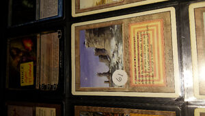 Plateau - Land - Magic card limited revised up to new editions.