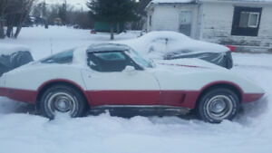 1978 Chevrolet Corvette Silver Edition Coupe (2 door)