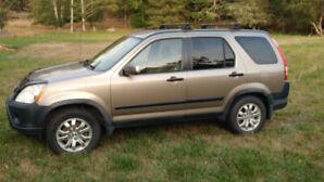 2005 Honda CRV