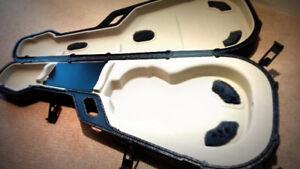 TRIC Parlor Guitar Case - $70