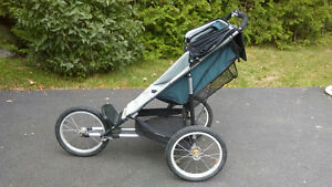 jogging stroller with shocks