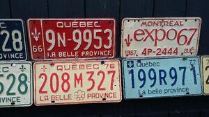 Plaques du Québec West Island Greater Montréal image 5