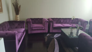 3 pc.sofa set