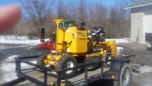 Carlton SP4012 Stump Grinder for sale