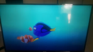 Tv philips 40inch with remote