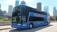 MegaBus tickets for 50% off! Montreal/Toronto and Kingston