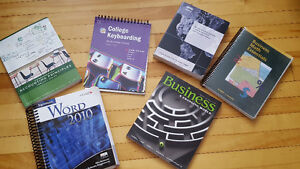 Office administration books