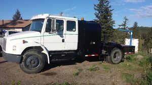 Freightliner FL80 Extended Cab