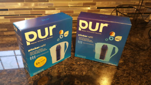 PUR Water filters 2-3packs
