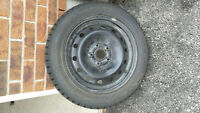 VW Jetta Winter Tires and Rims