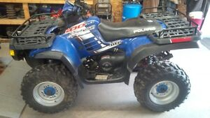 JUST IN AND PARTING OUT 2004.5 POLARIS SPORTSMAN 500HO
