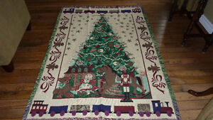 Christmas Tree Throw/Blanket