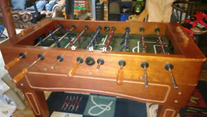 Fooseball Table - $200 OBO - must go
