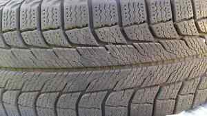 4 Michelin xice snow tires