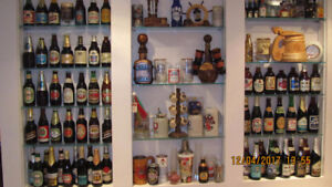 Collectible Beer Bottles