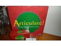 Articulate ! The Fast Talking Description Game - Brand New