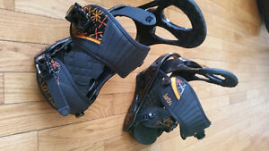 Women's Boots and Bindings Never Used