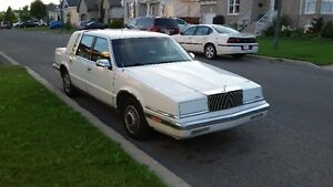 1991 Chrysler New Yorker v6 3.3L 4 vitesse