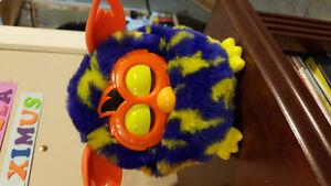 Blue Furbee Boom