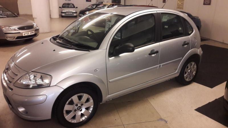 Citroen C3 1.4HDi 8v ( 70bhp ) Airdream + £30 year Road Tax