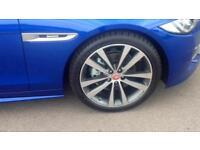 2017 Jaguar XE 2.0d (180) R-Sport High Spec i Automatic Diesel Saloon