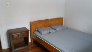 All included Bedroom in Cotes-des-neiges!!! Available NOW