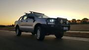 FORD Ranger XLS 2017 px2 Albury Albury Area Preview