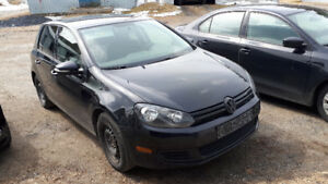 2011 volkswagen golf 2,5