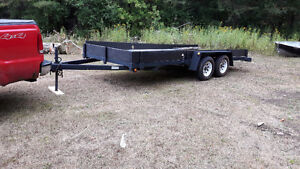 utility flat deck trailer Peterborough Peterborough Area image 2