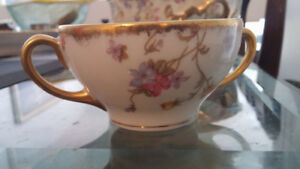 Limoges Gold Rimmed Full Set of China