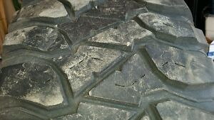 tires only possible trad for Polaris sled