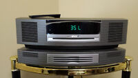 BOSE WAVE MUSIC SYSTEM WITH MULTI-CD CHANGER OBO!!