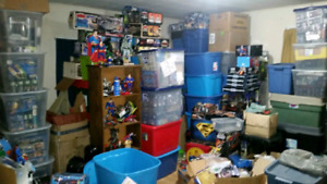 Large collection of collectibles