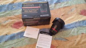 Rokinon 35 mm f/1.4 UMC Lens For Nikon With Automatic AE Chip wi Windsor Region Ontario image 7