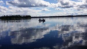 Sheridan Lake waterfront acreage lots
